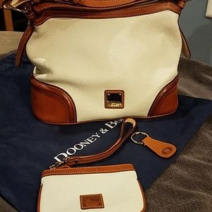 Dooney and Bourke large handbag